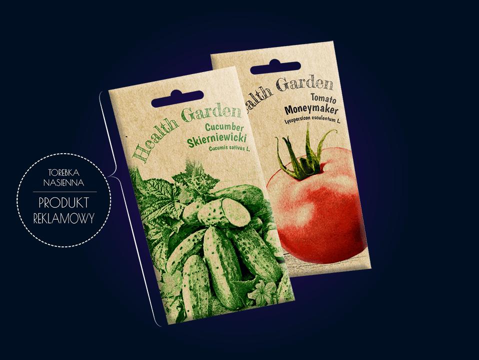 torebki na nasiona – reklamowe envelope sachet package design