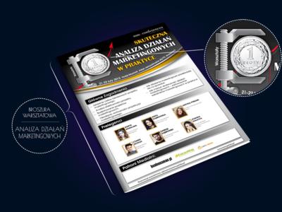 Analiza działań marketingowych – broszura warsztatowa