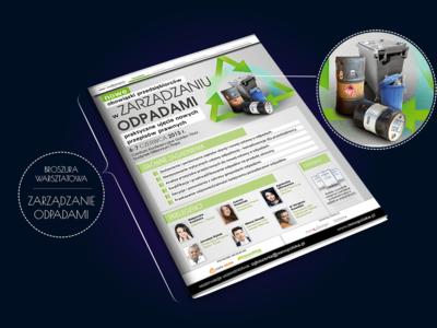 Gospodarka odpadami – broszura warsztatowa
