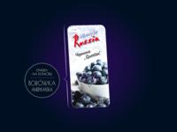Borówka – etykieta
