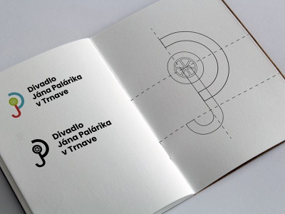 City Theatre Logo Concept vector design print typography logo logotype logodesign illustration visual identity branding