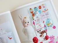 Illustrations for Christmas at Lapin & Me
