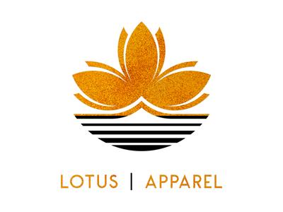 Lotus | Apparel Gold Logo