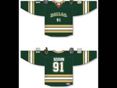NHL Dallas Stars 2020 Winter Classic Jersey