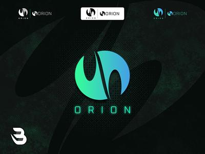 ORION logo esport logodesign esports logo branding modern logo esports design