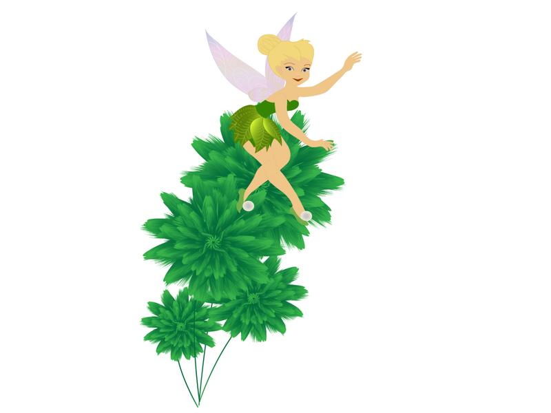 Fairie tinkerbell