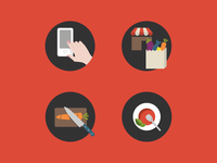 KptnCook Icons