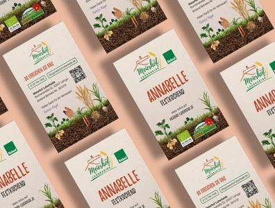Farmer Label Design