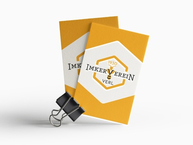 Beekeeper Businesscards