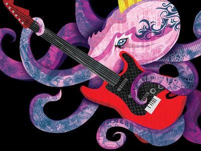 Punk Octopus