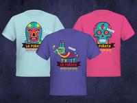 La Pinata Tshirts