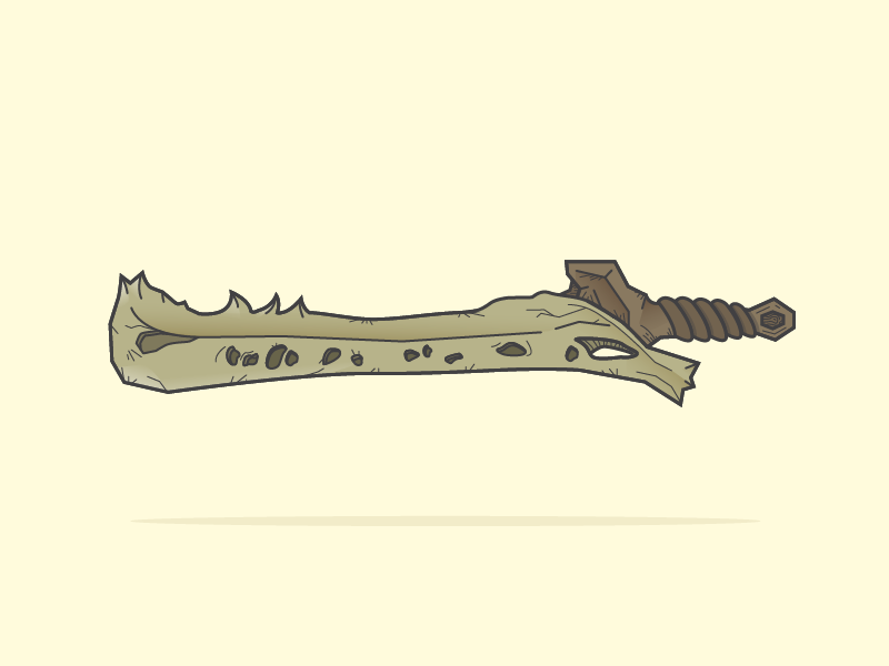 Destiny Weapon 01 By Tyler Zenk Dribbble Dribbble