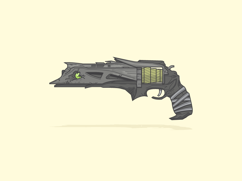 destiny weapon 04 by tyler zenk