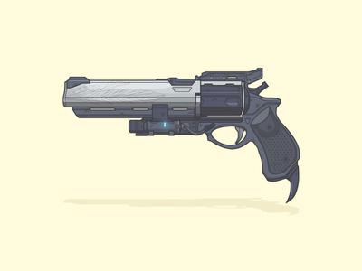 Hawkmoon Hand Cannon