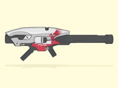 Weapon Designs on Dribbble