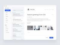 QQ Email Redesign