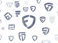 FanDuel logo sketches