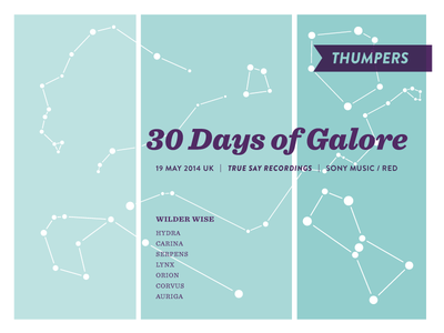 THUMPERS - 30 Days of Galore 03