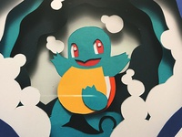 Squirtle - Closeup