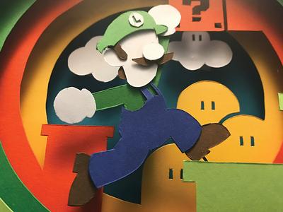 Luigi - Closeup