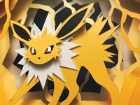 Jolteon - Closeup
