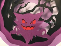 Haunter - Closeup