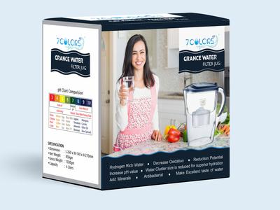 Grance Water Packaging