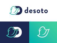 Desoto Logo Mark