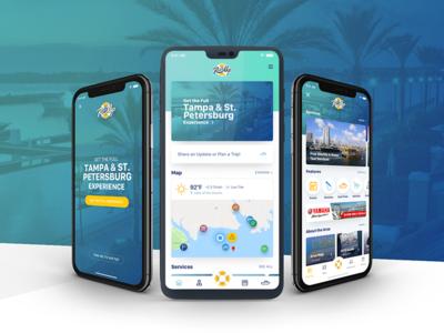 Raftup App app designs ui  ux ux design ui design ux ui slider cards android ios app