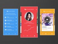 Audio Card iOS App