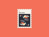 12 Days of Christmas Stamp #2