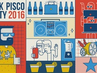 GEEK PISCO PARTY 2016