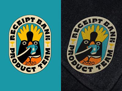Penguin Patch receipt bank mr pengy penguin patch