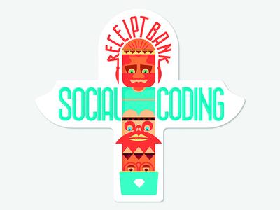 Social coding totem
