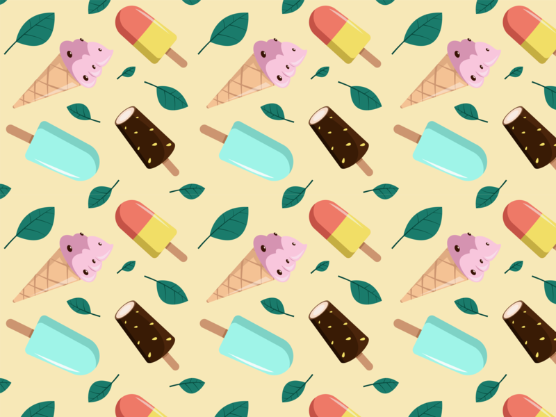 pattern pattern design cute vector cute art cute mind icecream patterns vector patterns pattern