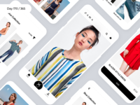 ZARA Mobile App - Redesign | Day 170/365 - Project365