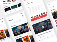 Movies Streaming App - Freebie | Day 180/365 - Project365