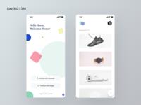 Minimal Dream Wishlist App | Day 302/365 - Project365