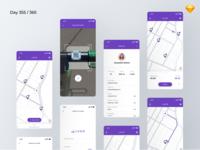 e-Bike Booking App - Freebie | Day 355/365 - Project365