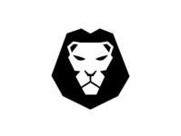 Negative Space Lion Concept