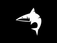Shark Negative Space
