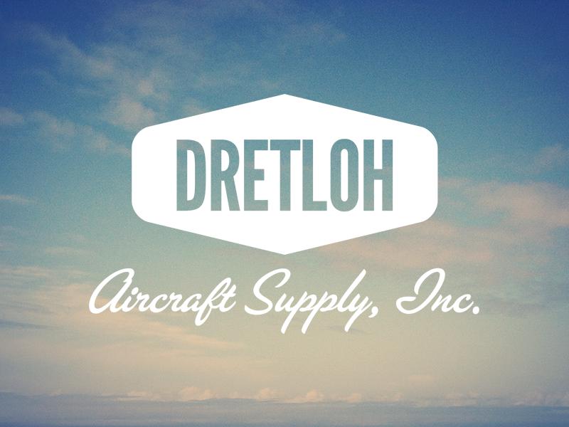 Dretloh Aircraft Supply, Inc. retro aircraft supply