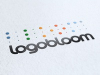 Logobloom dribbbles!