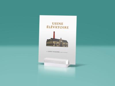 Usine elevatoire et Open source