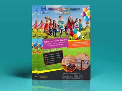 Kids Summer Camp Flyer Templates