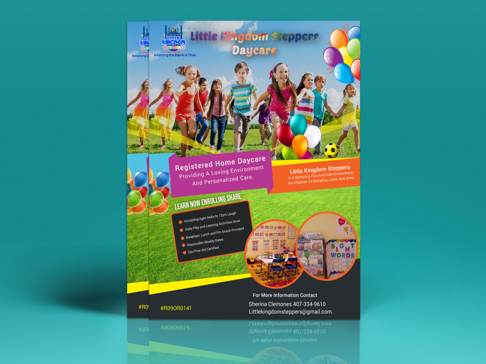 Kids Summer Camp Flyer Templates By Eliyas Ali On Dribbble