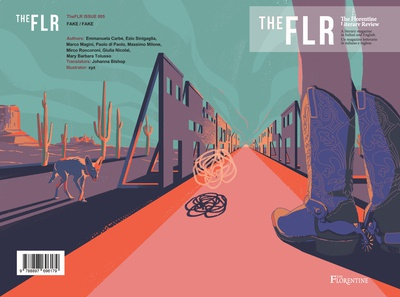 FLR literary review cover