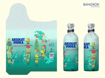 Bangkok For Absolut