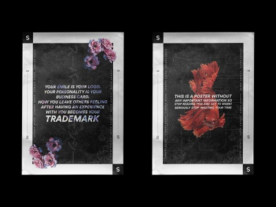 Super Agency Posters concept mockup graphic design inspiration design minimal hello poster design modern texture urban poster agency branding