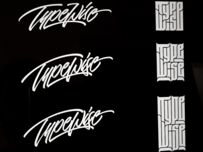 TypeWise - Lettering/Typography